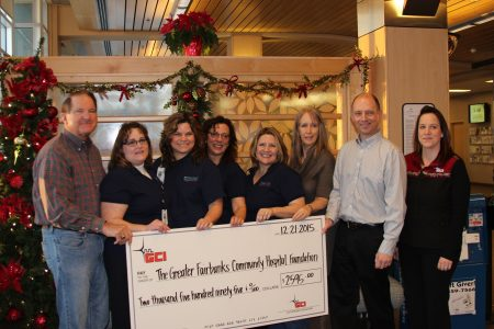 The Hospital Foundation is grateful for the generous community support we receive.